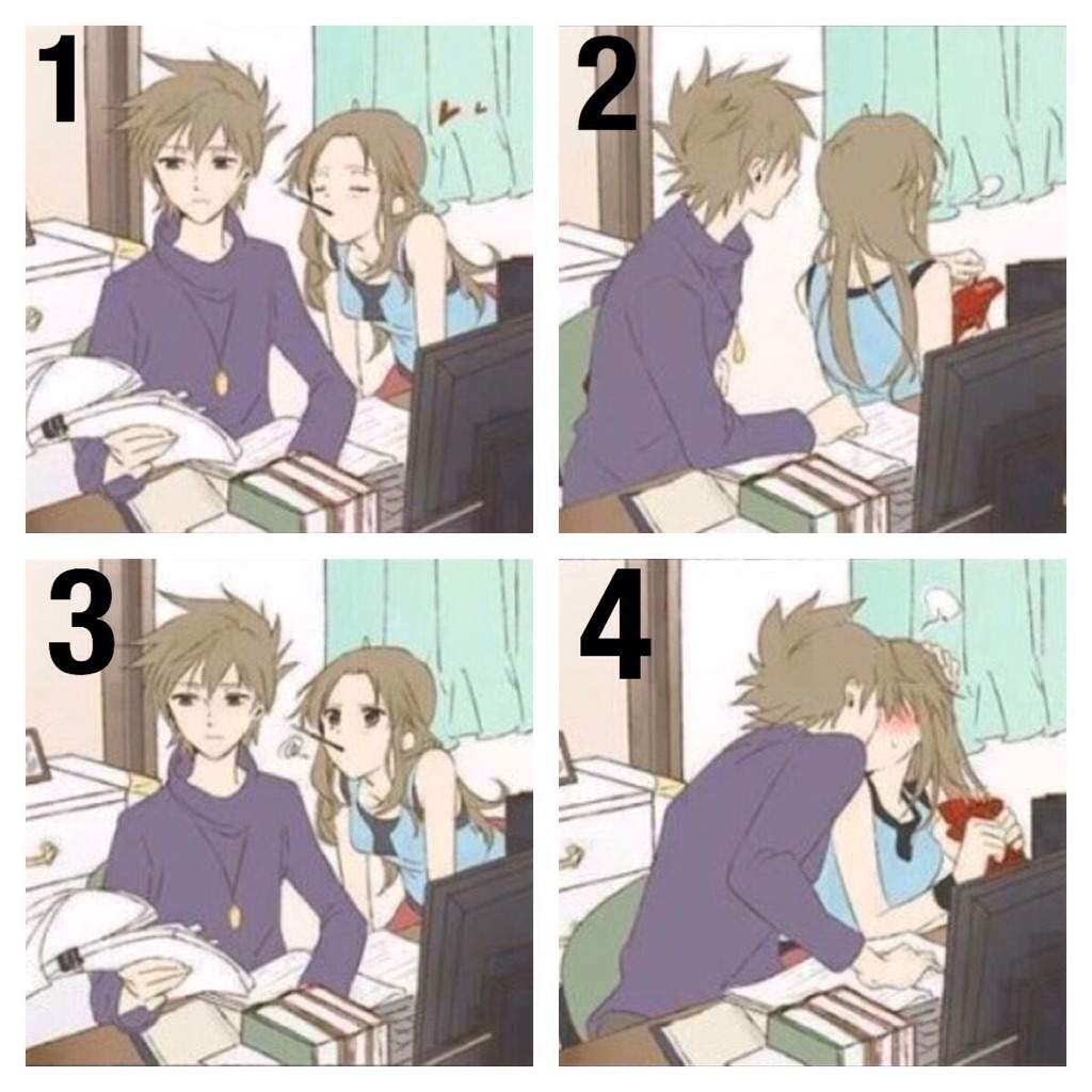 Manga Anime Romance Comics: Romance / Couples And Ships ,