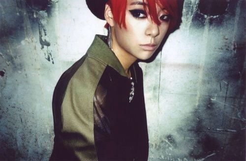 50 Shades of Kpop Hair: Red | K-Pop Amino F(x) Amber Red Light