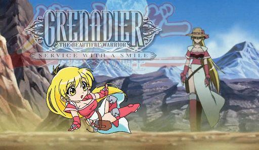 Grenadier Hohoemi No Senshi Wiki Anime Amino