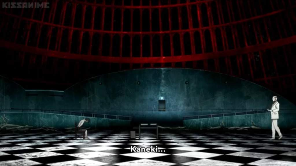 Tokyo Ghoul Jason S Torture Room