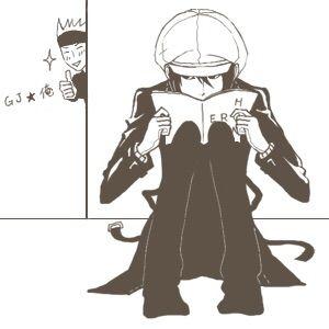 Nabari No Ou | Anime Amino Nabari No Ou Yoite Chibi