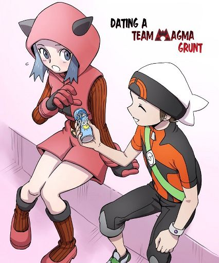 Dating a team magma grunt fullmetal alchemist