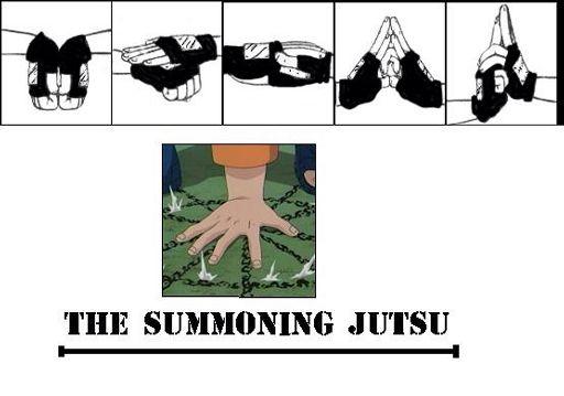 Naruto Jutsu Hand Signs | Wiki | Anime Amino