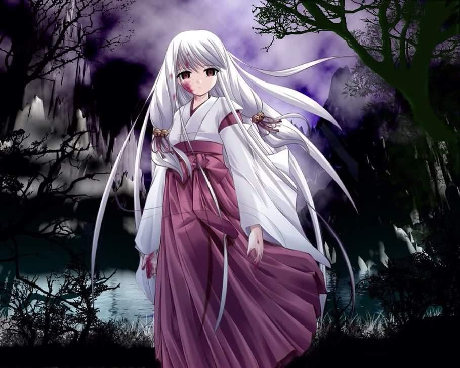 anime vampire girl