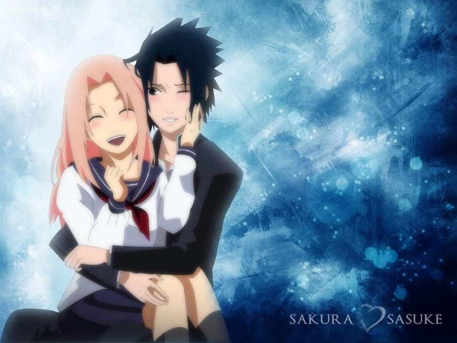 HD wallpaper: Anime, Naruto, Sakura Haruno, Sasuke Uchiha