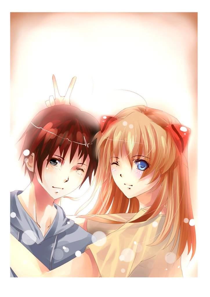 evangelion 2 22 shinji and asuka relationship