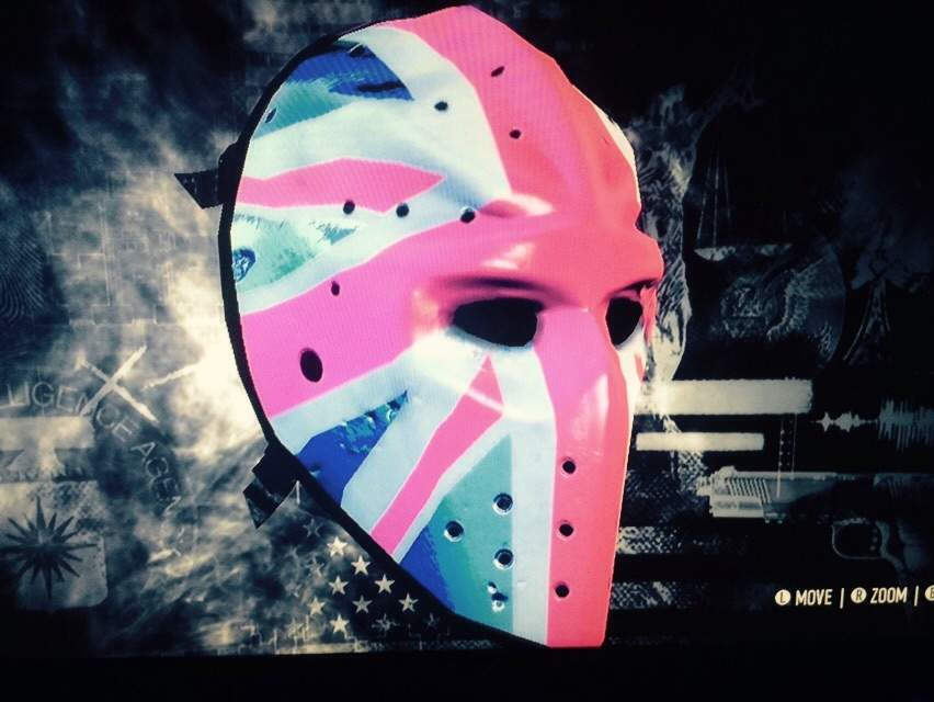 payday 2 how to make custom masks