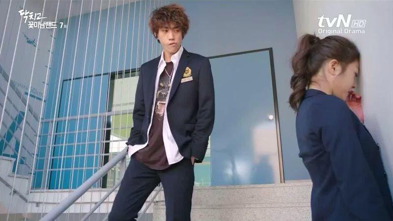 Ji Hyuk  Sung Joon  an...