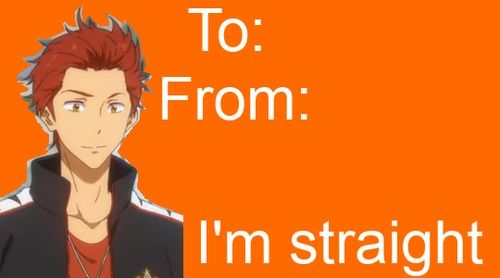 Anime Valentines Day Card Anime Amino