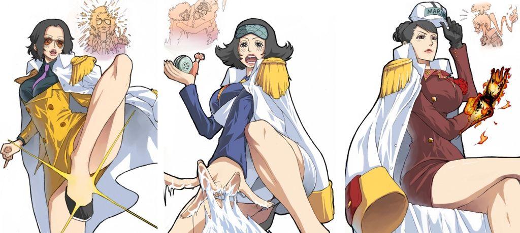 Admirals One Piece Anime Amino