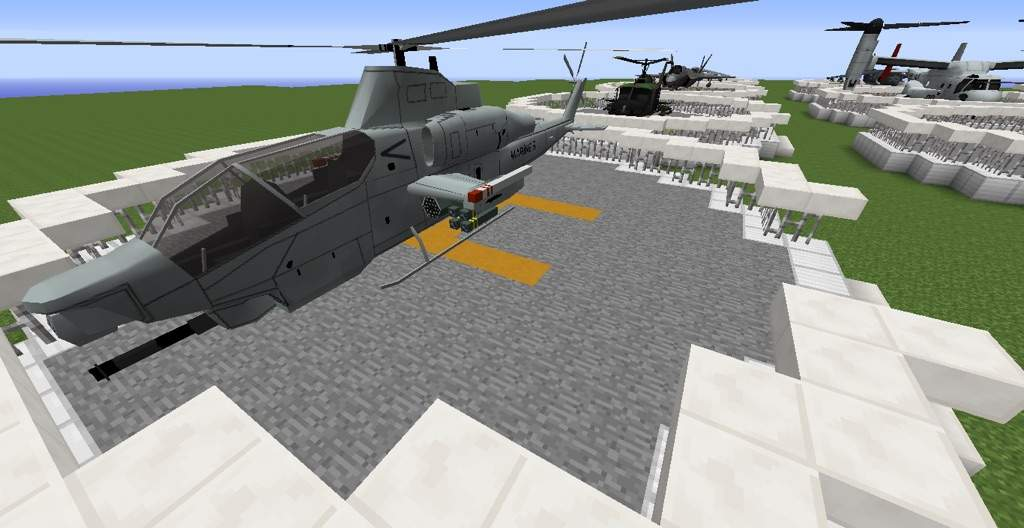 detail much - Helicopter Mod