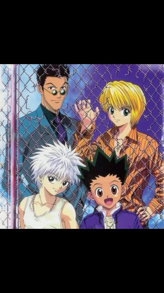 Hunter x Hunter   Anime Amino