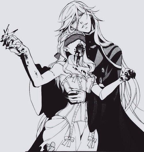 Image result for undertaker anime