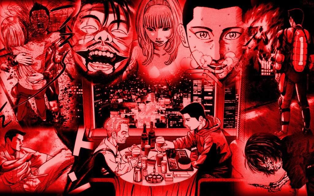 ichi the killer manga kakihara - photo #16