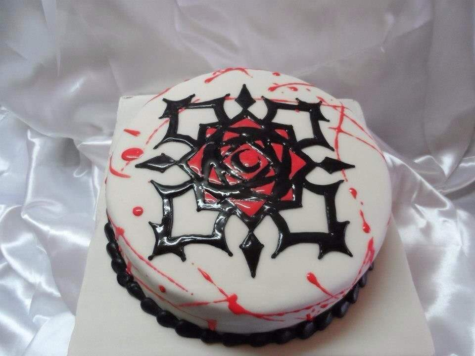 Vampire Knight Birthday Cake
