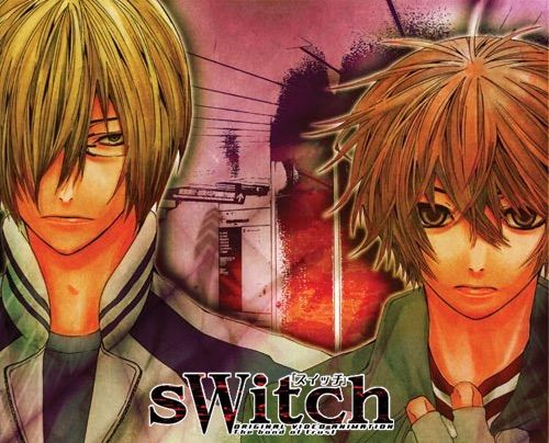 Switch wiki anime amino the way he acts changes like that of a switch as the two do their job answers of what is behind kais strange behavior and who exactly he is sciox Images