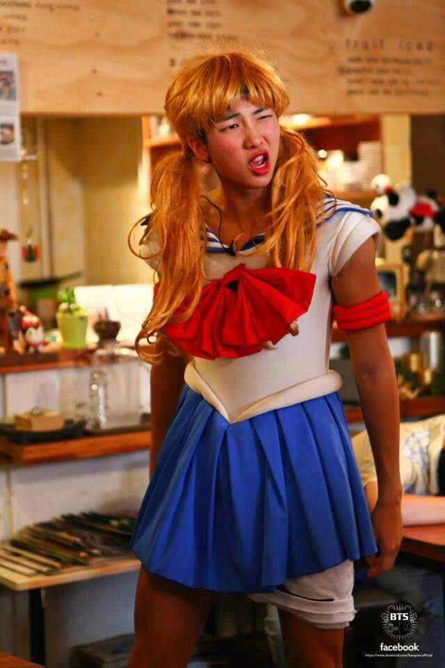 Which Bts Member Is The Cutest In Dress Girl Costume K