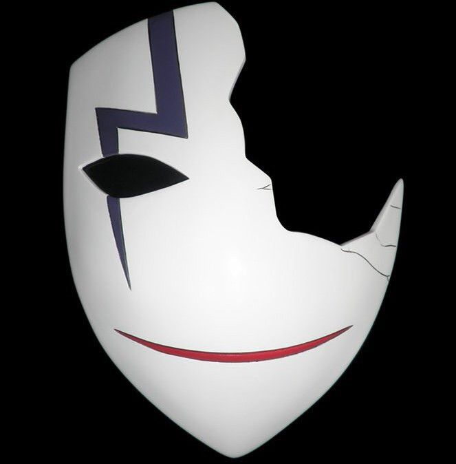 Anime In Mask: Top 10 Masked Anime Characters!