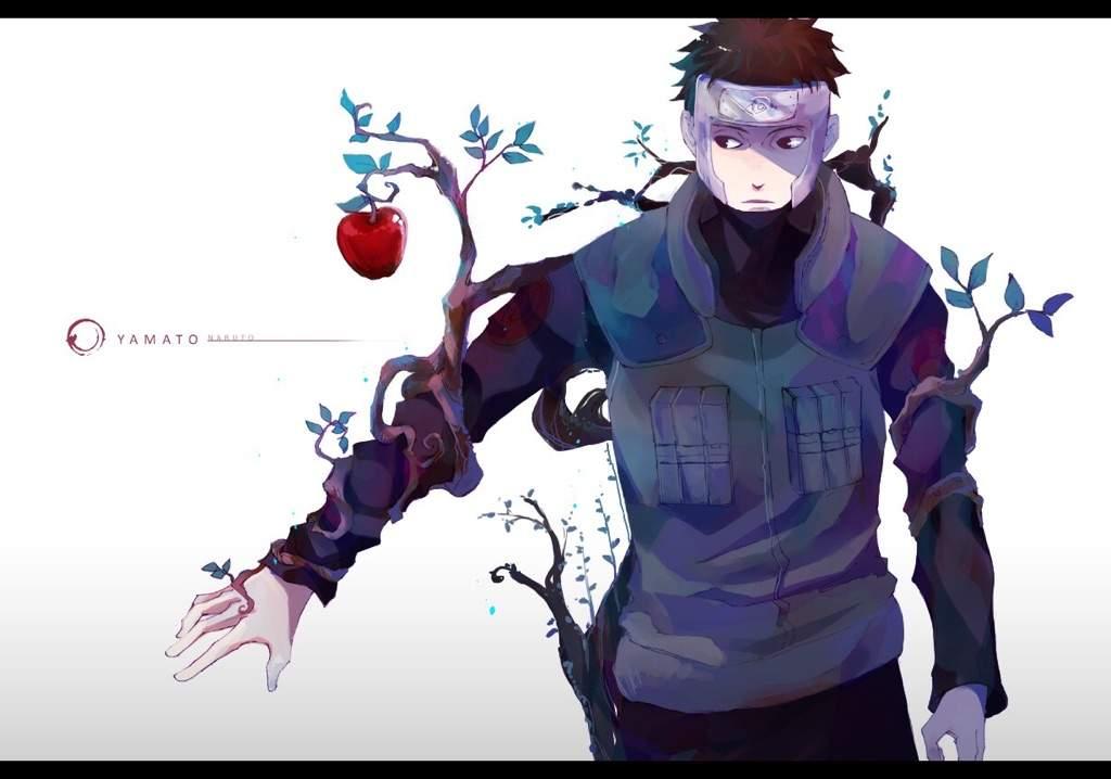 Hey Guys!!! What Happened To Yamato In Naruto Shippuden ...