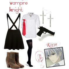 Casual Cosplay Day 14 (Vampire Knight) | Anime Amino