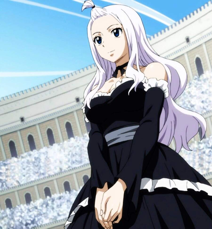 Favorite Female Fairy Tail Character