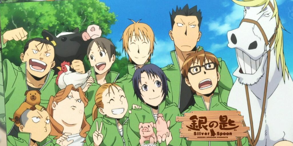 Image result for Gin no Saji