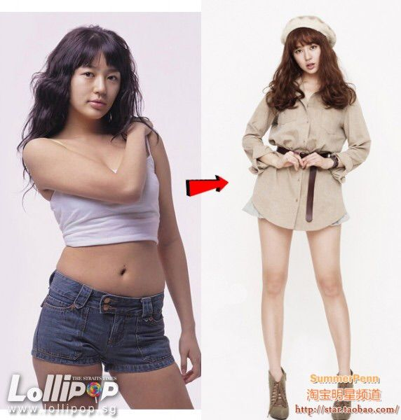 Iu Before And After Weight Loss | www.pixshark.com ...