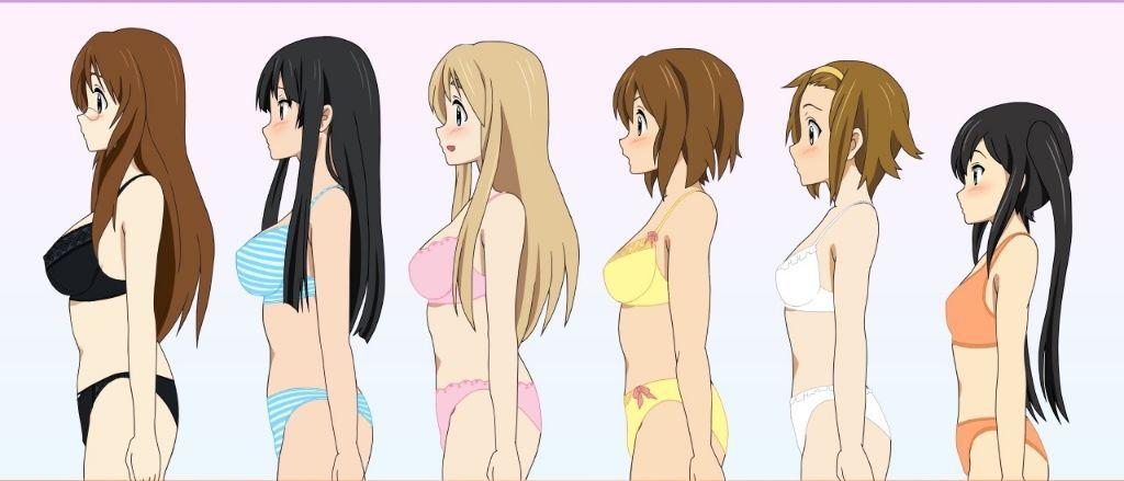 average dick size charts