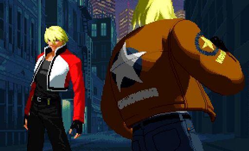 Rock Howard Wiki Anime Amino King of fighter xiv : amino apps