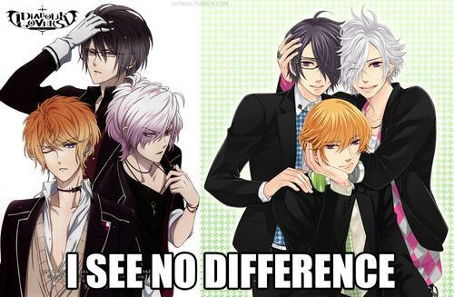 Diabolik Lover Brothers Conflict