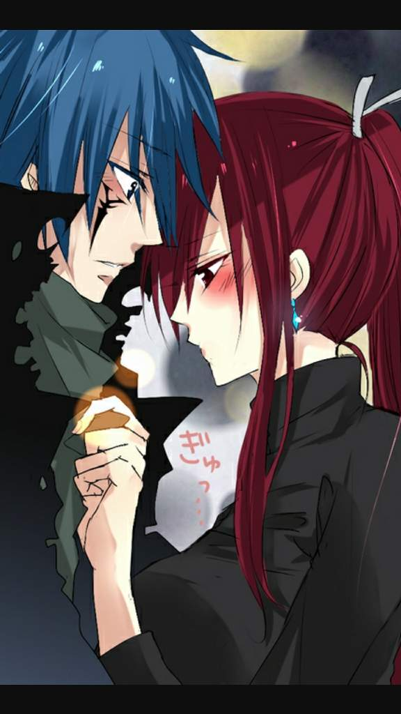 Lucy and erza fanfiction
