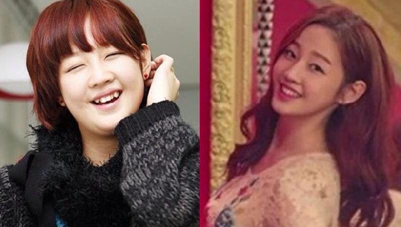 The Biggest Transformation   K-Pop Amino