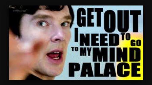 Is 'Mind Palace' Eidetic Memory?   Sherlock Amino