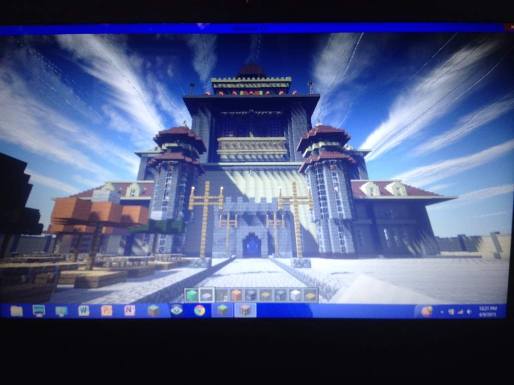 Fairy Tail Guild Hall Minecraft build part 3 | Anime Amino
