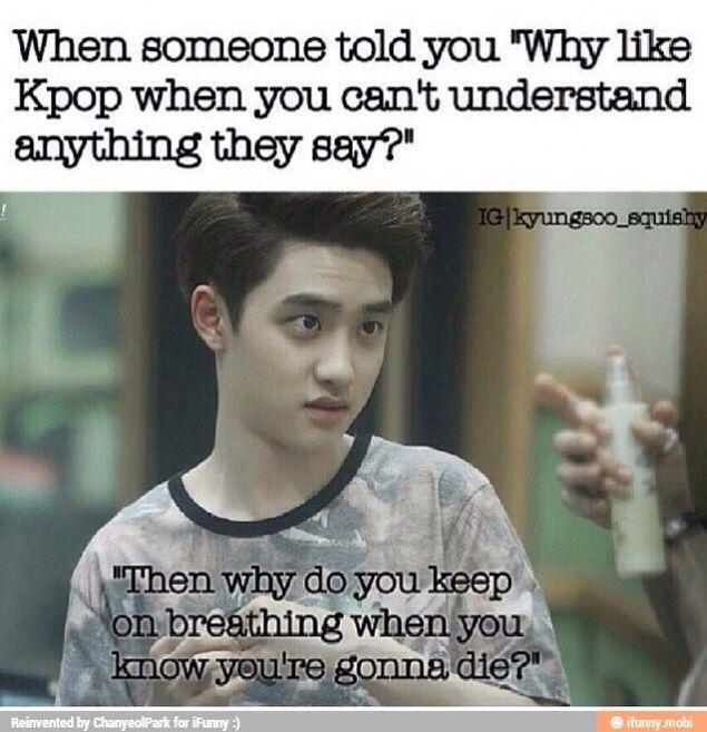 Why Do You Like Kpop ?