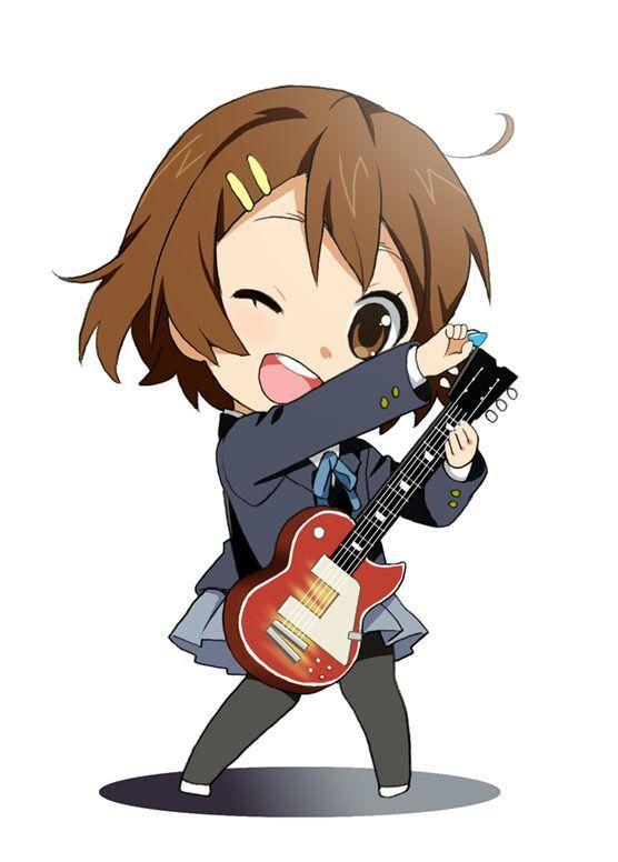Yui Hirasawa Anime Amino