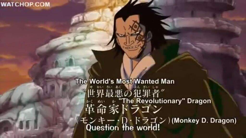 theory on one piece when dragon amp luffy meet anime amino