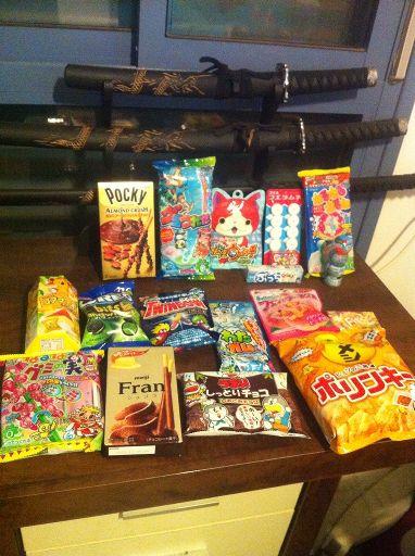 Japanese Snacks Never Get Old