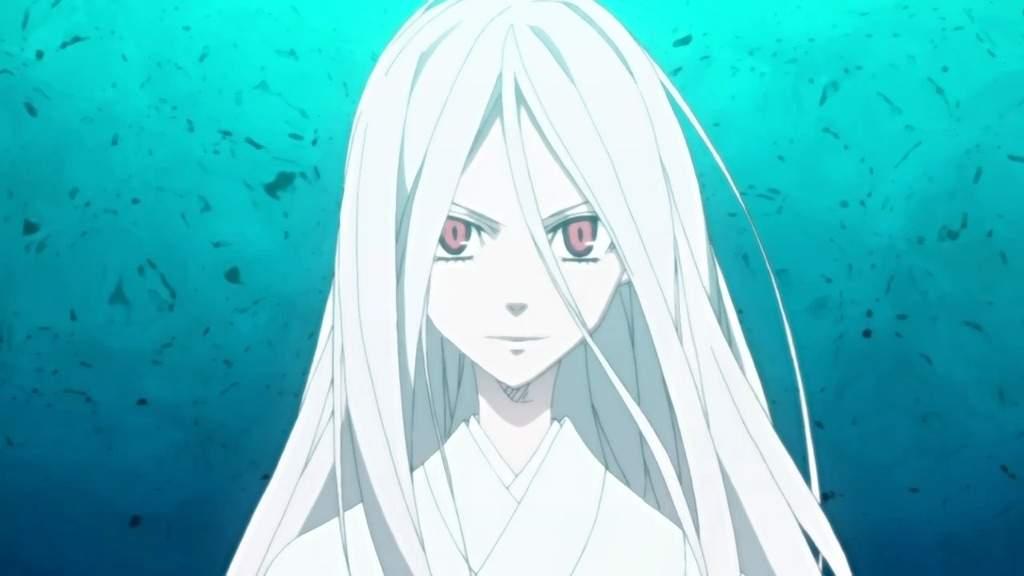 nabari no ou | Anime Amino Nabari No Ou Characters