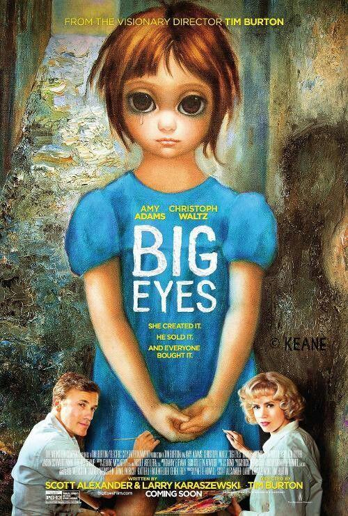 movie called big eyes