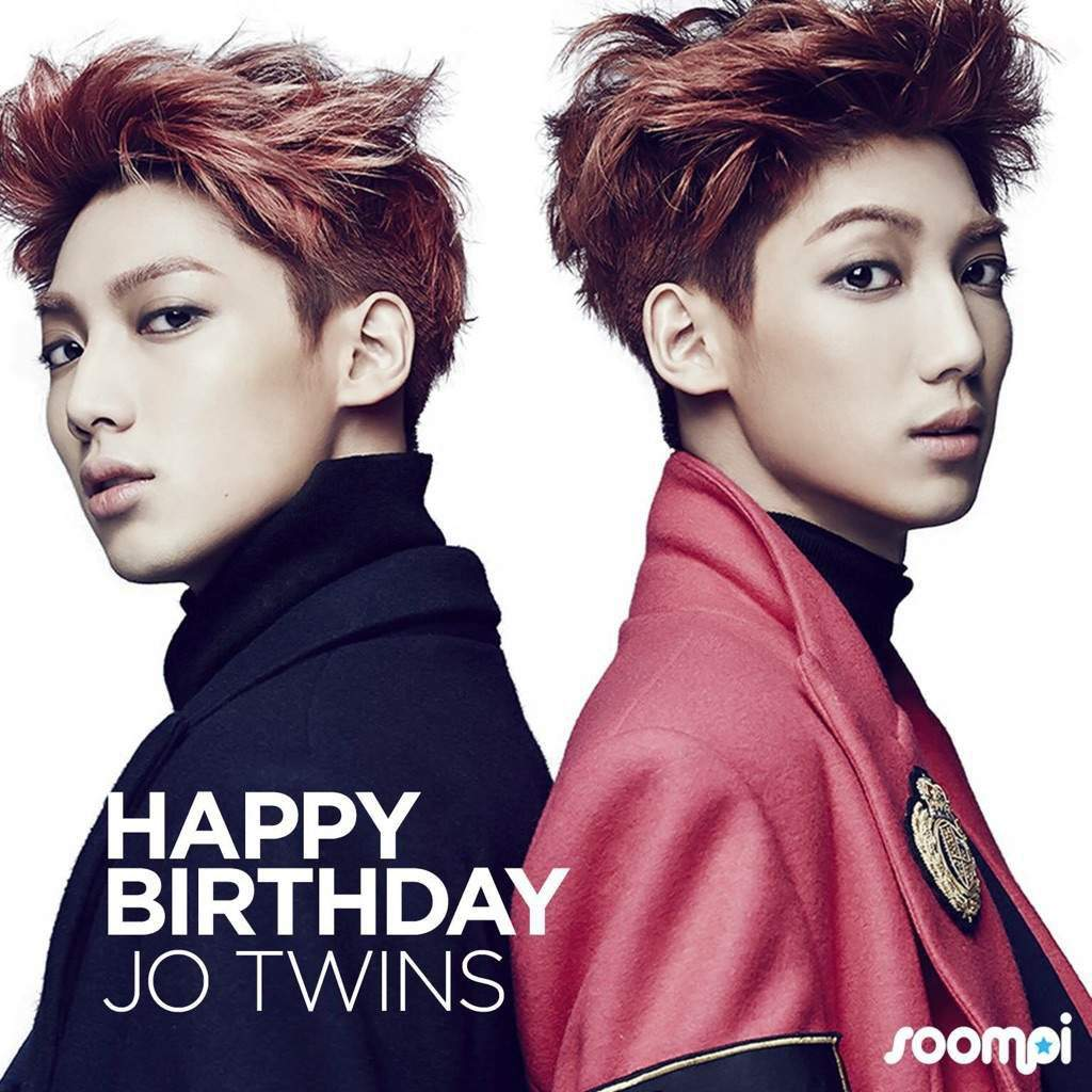 Happy Jo Twins Day... ^_^ >_