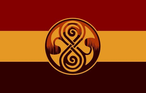 Flag Of Gallifrey Wiki Doctor Who Amino