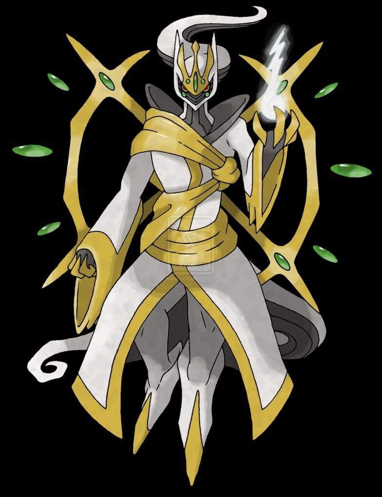 Arceus receiving a mega evolution? | Pokémon Amino