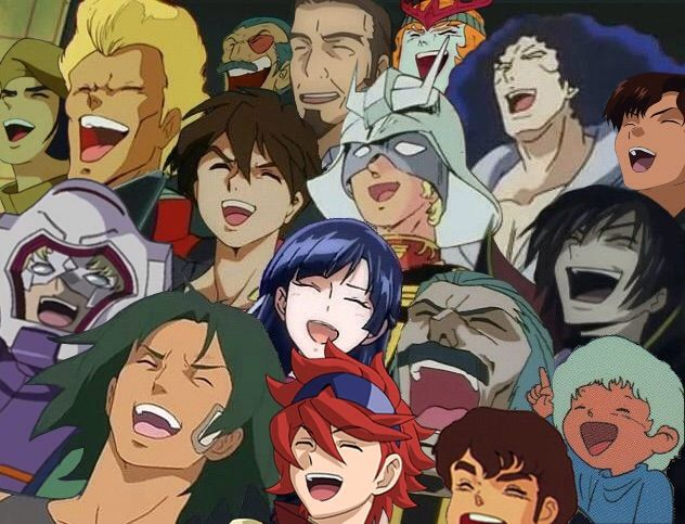 Anime Characters Laughing : My top anime laughs amino