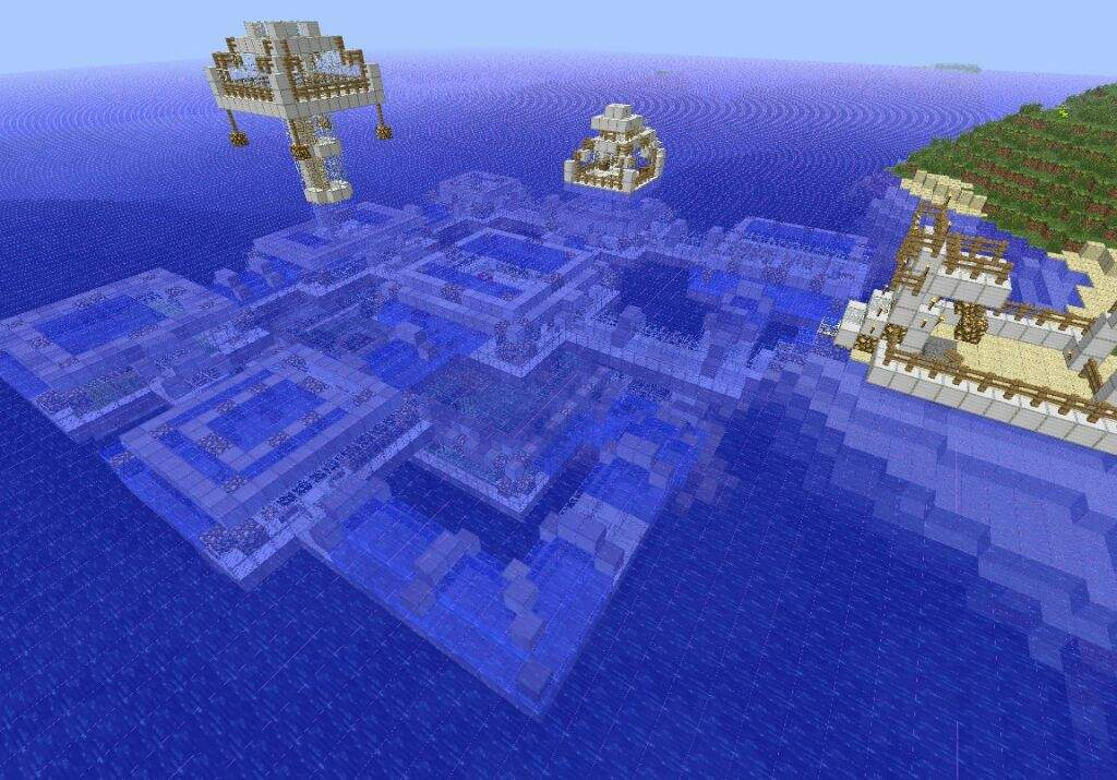 Tutorials Underwater Home Minecraft Amino