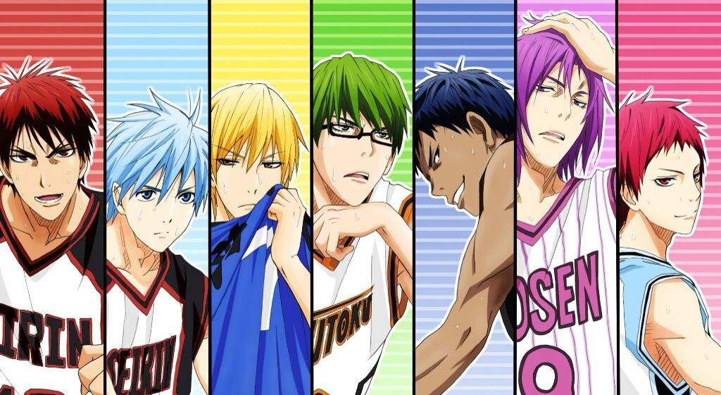 generation of miracles aomine - photo #14