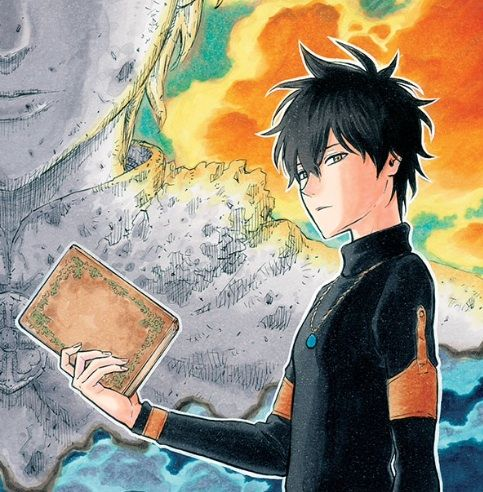 Black Clover Anime Bs