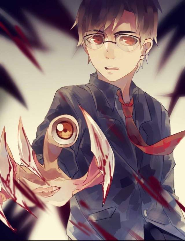 parasite anime