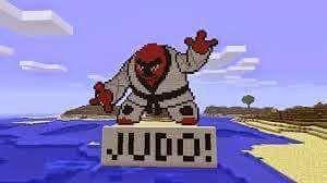 pixel art judo