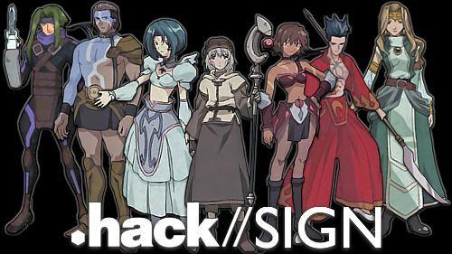 Hack// (Series)   Anime Amino